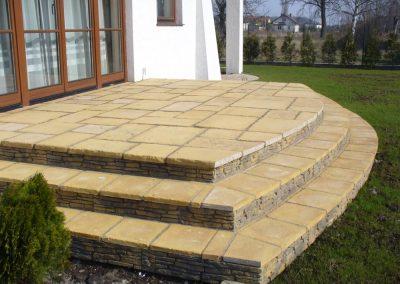 Terrasse-Naturstein